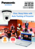 Clear, Sharp Video with Auto Tracking of Presenter Brochure