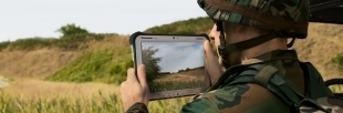 Mobile computing solutions for military